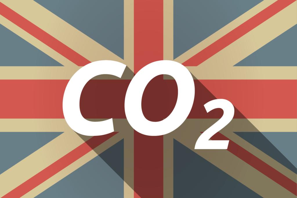 UK CO2